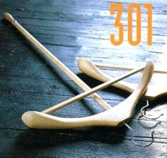 ORIONE 301, Kleiderbügel