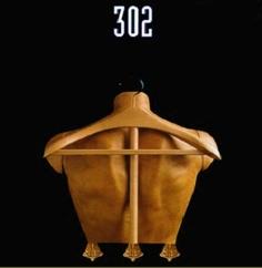 ORIONE 302, Stab-Kleiderbügel