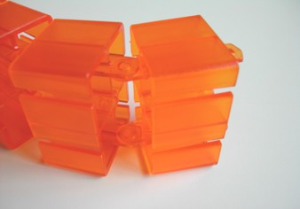 Vertebra orange